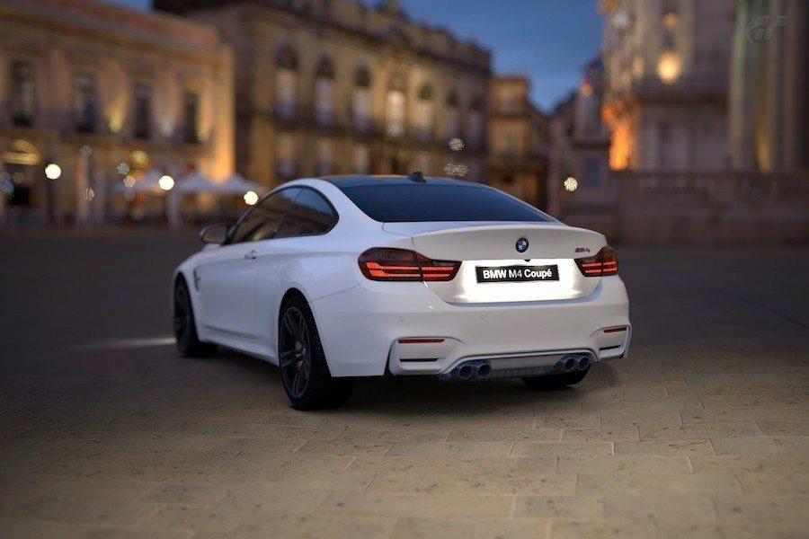 Acura San Antonio >> BMW M4 F82 in Alpine White [GT6 Pictures]
